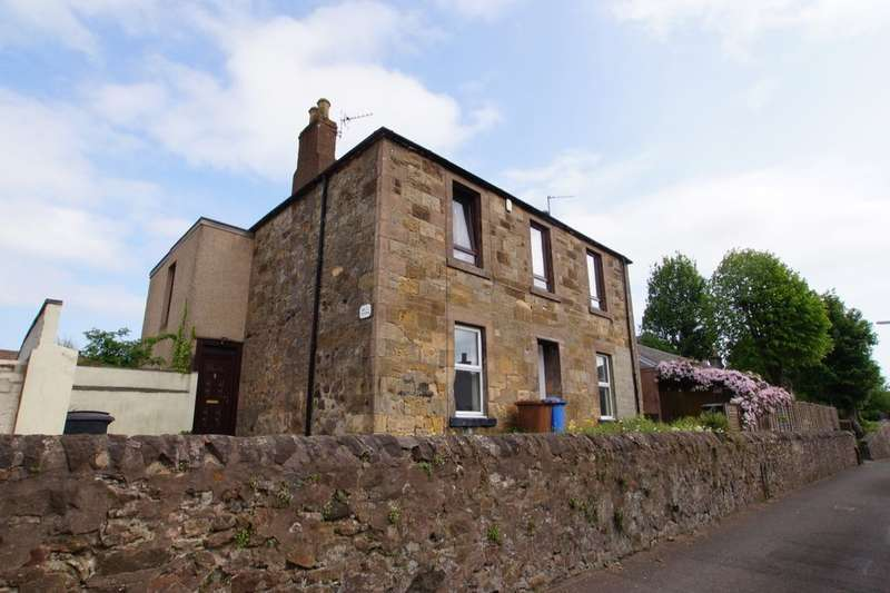 2 Bedrooms Flat for sale in Haughmill Lane, Windygates, Leven, KY8
