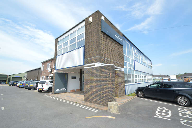 Warehouse Commercial For Rent In Crow House And Unit 3 Arch Lane Industrial Estate