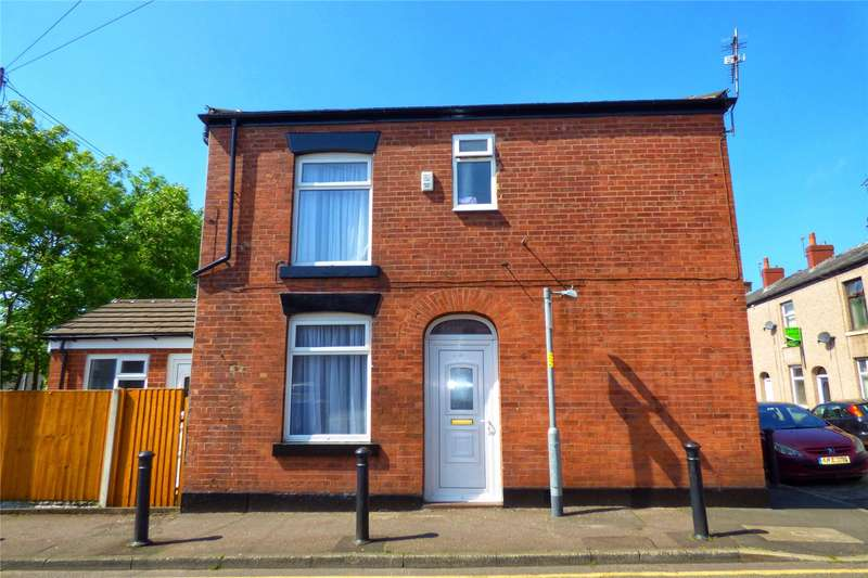 2 Bedrooms End Of Terrace House for sale in Gorton Street, Heywood, Greater Manchester, OL10
