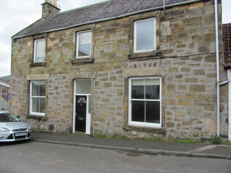 2 Bedrooms Apartment Flat for sale in Hillhead Street, Lundin Links KY8
