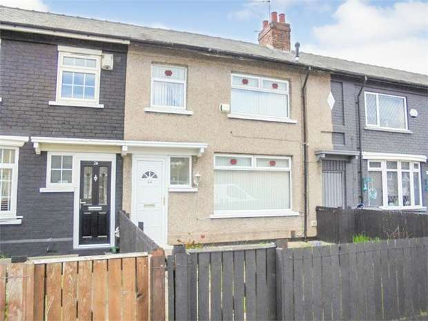 3 Bedrooms Terraced House for sale in Ferndale Avenue, Middlesbrough, North Yorkshire