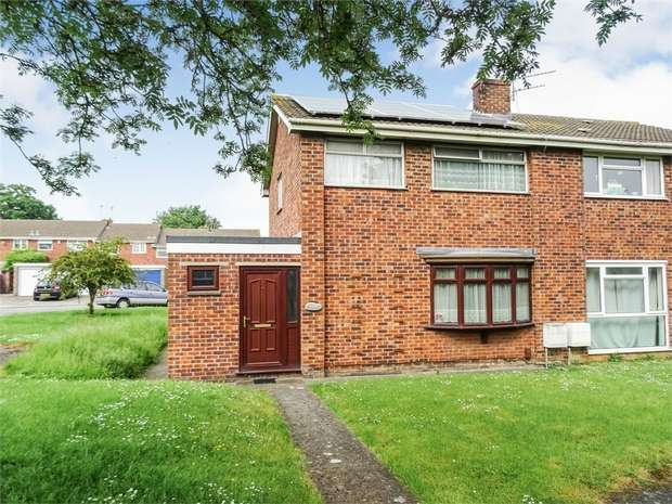 4 Bedrooms Semi Detached House for sale in Swallow Drive, Patchway, Bristol, Gloucestershire