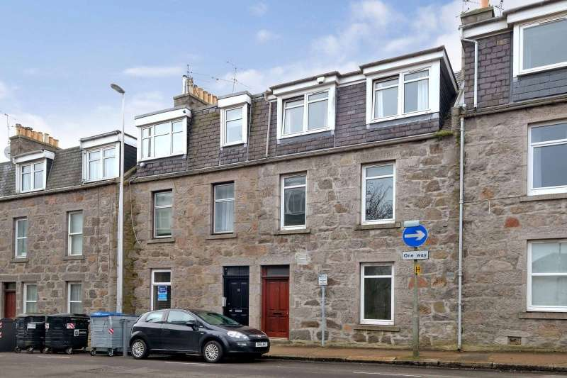 2 Bedrooms Maisonette Flat for sale in Ferryhill Terrace, Aberdeen, AB11 6SR