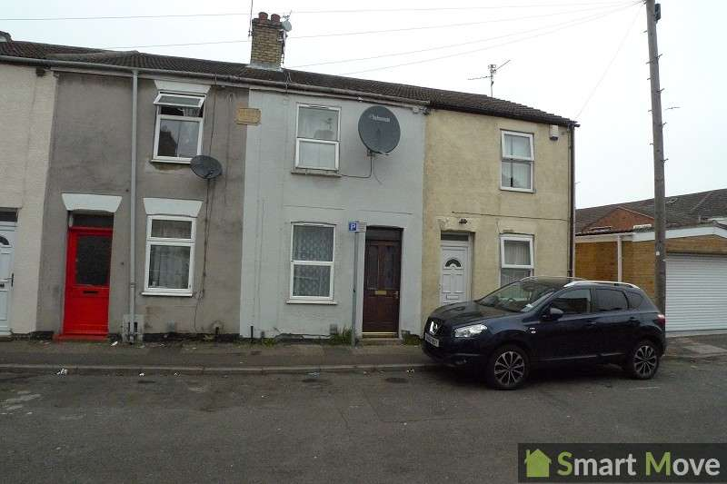 3 Bedrooms Terraced House for sale in Hankey Street, Peterborough, Cambridgeshire. PE1 2HJ