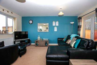 3 Bedrooms Detached House for sale in Jupiter Avenue, Cardea, Peterborough, Cambridgeshire