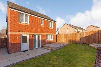 4 Bedrooms Detached House for sale in Valleyfield Crescent, Ferniegair