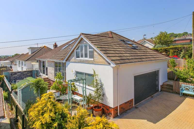3 Bedrooms Detached Bungalow for sale in Portland Avenue, Teignmouth