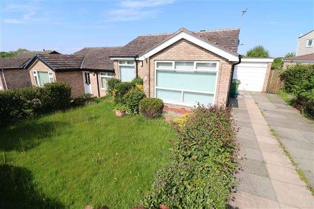 2 Bedrooms Bungalow for sale in Castlesteads Drive, Carlisle, Cumbria, CA2 7XD