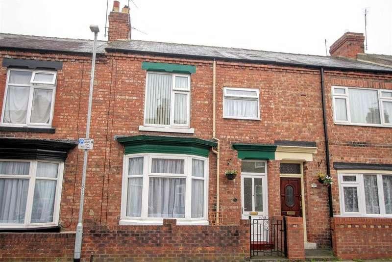 4 Bedrooms Terraced House for sale in Thornton Street, Darlington