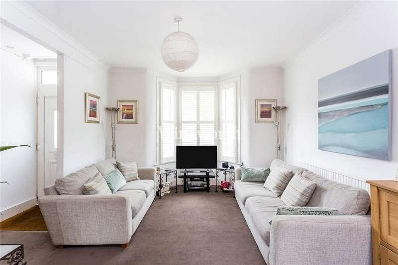 3 Bedrooms Terraced House for sale in Effingham Road, Harringay, N8