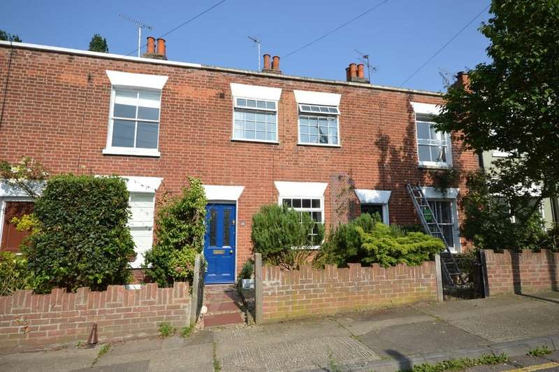 3 Bedrooms Terraced House for sale in Roman Road, Colchester