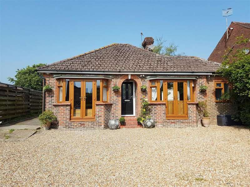 3 Bedrooms Detached Bungalow for sale in Potmans Lane, Bexhill-On-Sea