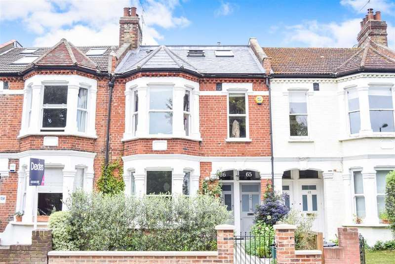 3 Bedrooms Maisonette Flat for sale in Trinity Road, Wimbledon
