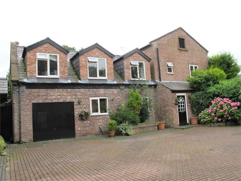 4 Bedrooms Detached House for sale in Stonehouse Mews, Yew Tree Road, LIVERPOOL, Merseyside