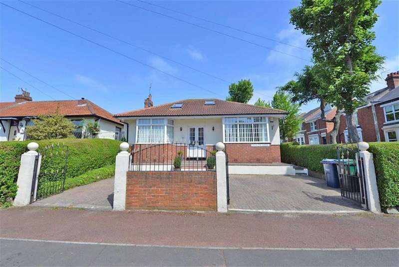 3 Bedrooms Detached Bungalow for sale in Low Fell
