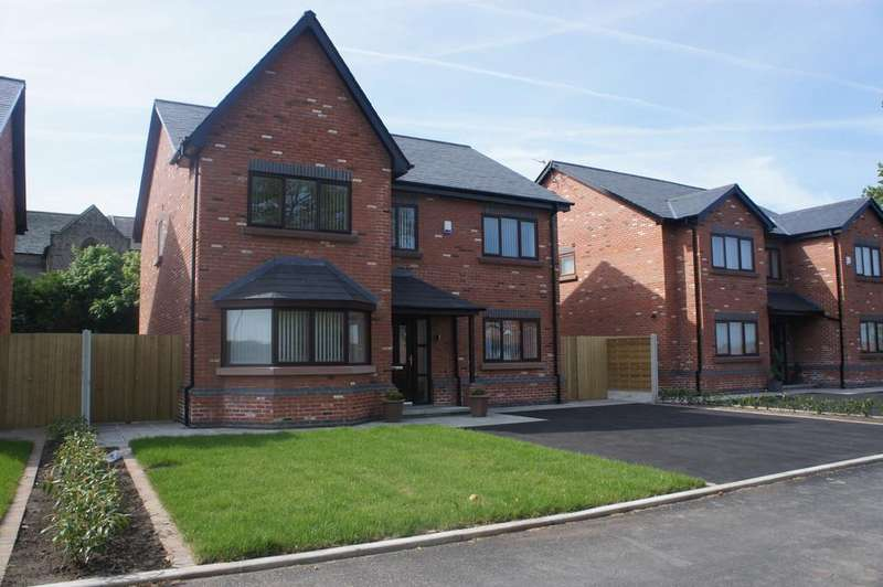 6 Bedrooms Detached House for sale in Brickfield Close, Lydiate