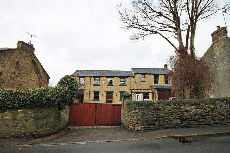 4 Bedrooms Detached House for sale in Church Hill, Crook