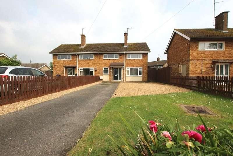 3 Bedrooms Semi Detached House for sale in Woodfen Road, Littleport