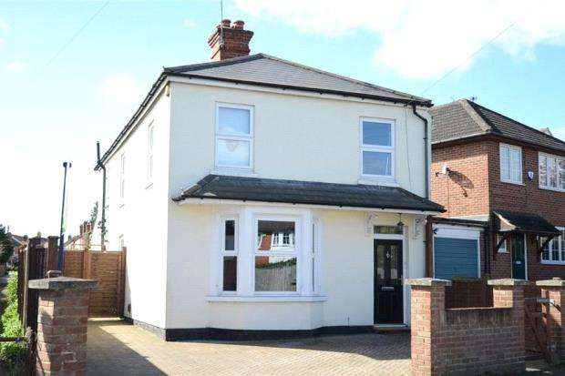 4 Bedrooms Detached House for sale in London Road, Wokingham, Berkshire