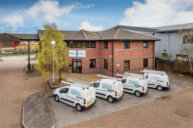 Property for sale in Unity House, (Unit B) Faraday Court,, Crawley
