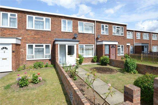 3 Bedrooms Terraced House for sale in Alston Walk, Caversham, Reading