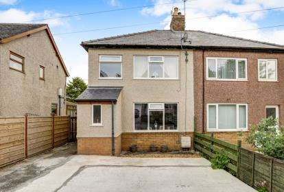 3 Bedrooms End Of Terrace House for sale in School Road, Peak Dale, Buxton