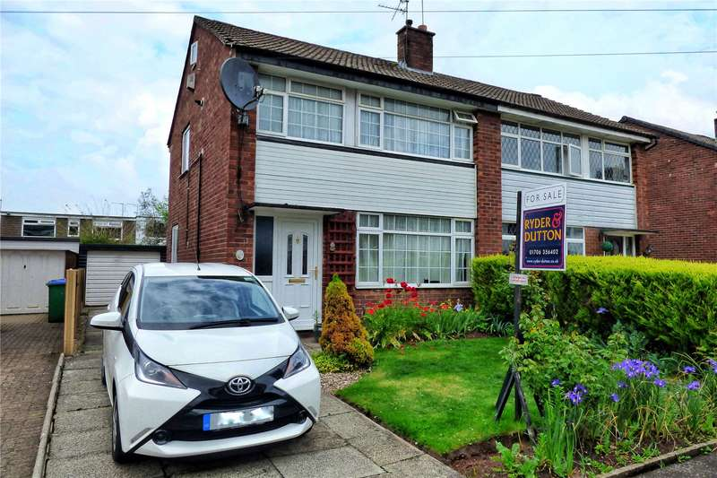 3 Bedrooms Semi Detached House for sale in Ashley Close, Sudden, Rochdale, OL11
