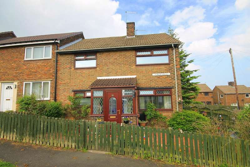 3 Bedrooms End Of Terrace House for sale in Palm Lea, Brandon, Durham