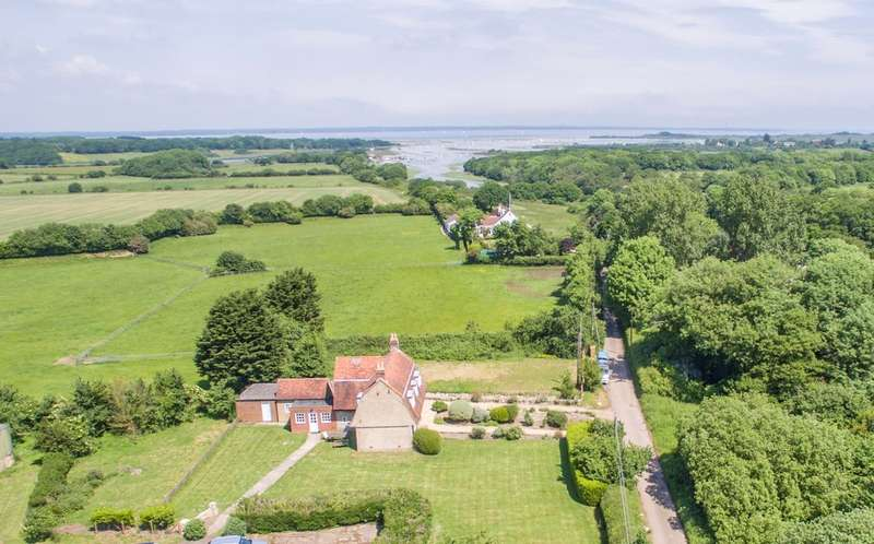4 Bedrooms House for sale in Shalfleet, Isle Of Wight