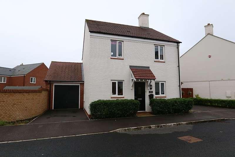 3 Bedrooms Detached House for sale in Alder Wynd, Silsoe, Bedford, Bedfordshire, MK45 4GQ