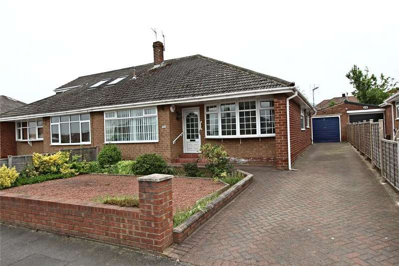 3 Bedrooms Semi Detached Bungalow for sale in Hollywalk Avenue, Normanby