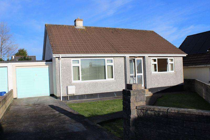 2 Bedrooms Bungalow for sale in Chough Crescent, St. Austell