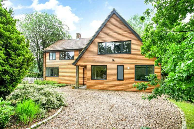 4 Bedrooms Detached House for sale in Marriotts Avenue, South Heath, Great Missenden, Buckinghamshire, HP16