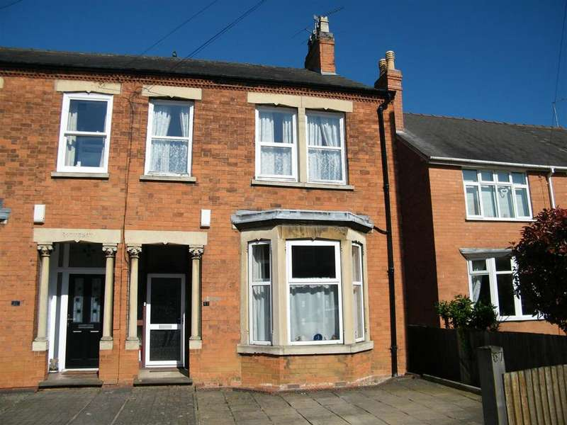 4 Bedrooms Semi Detached House for sale in Harrowby Road, Grantham