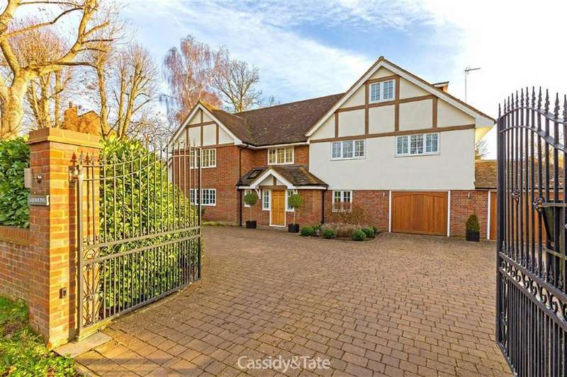 6 Bedrooms Detached House for sale in Redbourn Lane, Harpenden, Hertfordshire