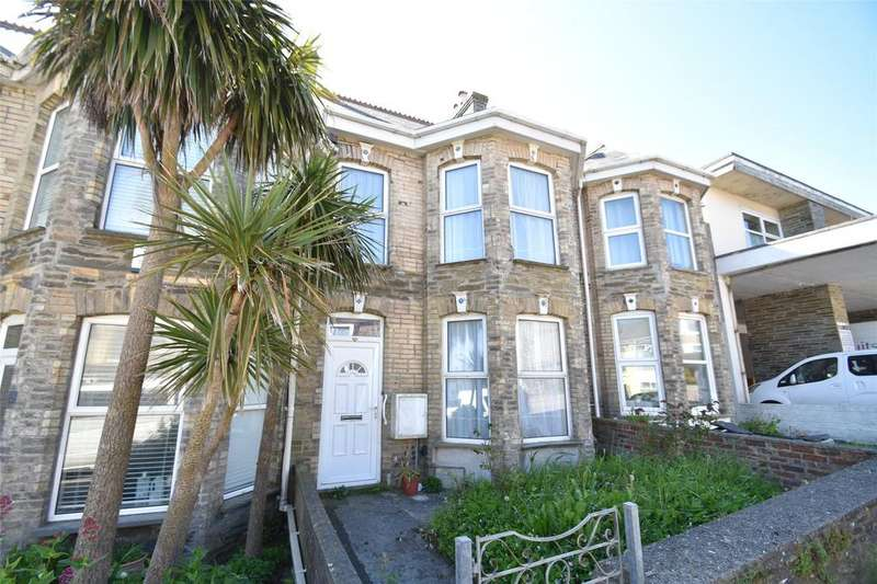 4 Bedrooms Terraced House for sale in Springfield Road, Newquay