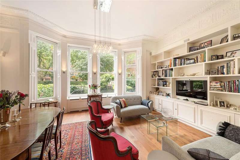 4 Bedrooms Flat for sale in Courtfield Road, South Kensington, London