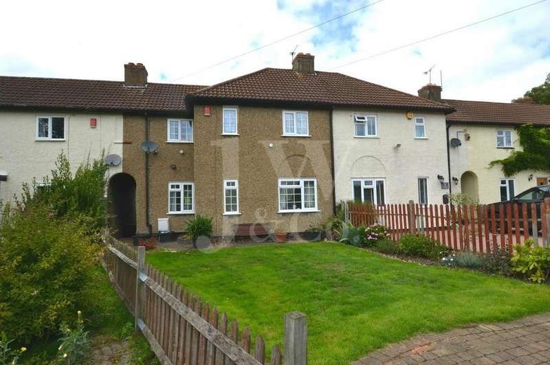 3 Bedrooms Terraced House for sale in North Cottages, Napsbury, London Colney