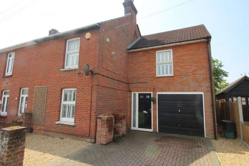 4 Bedrooms Semi Detached House for sale in St. Johns Road, Colchester, Essex, CO4