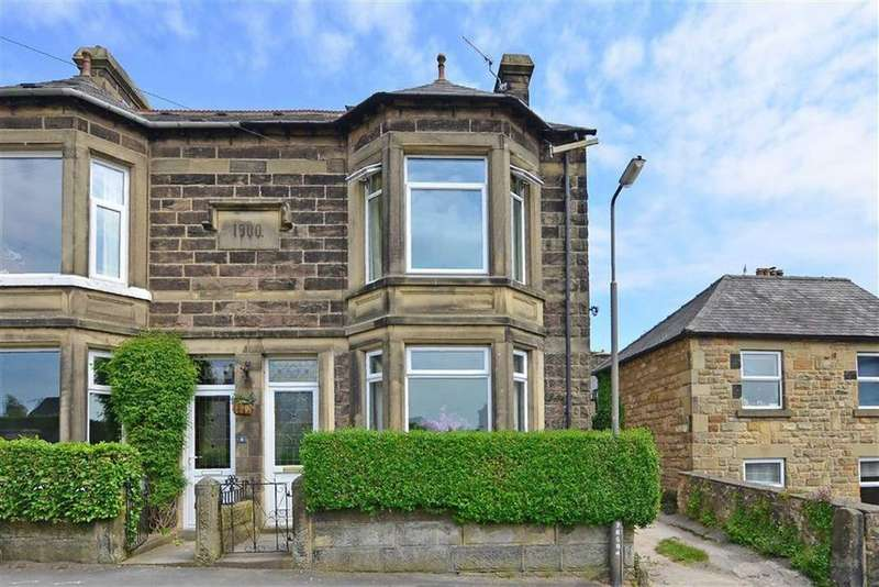 3 Bedrooms End Of Terrace House for sale in 2, Park Lane, Two Dales, Matlock, Derbyshire, DE4