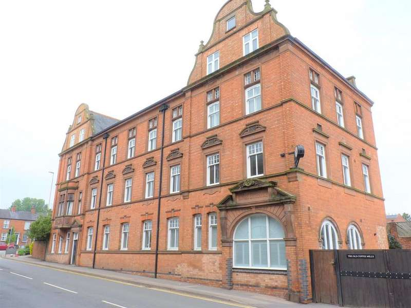 1 Bedroom Apartment Flat for sale in The Old Coffee Mills, Springfield Street, Market Harborough