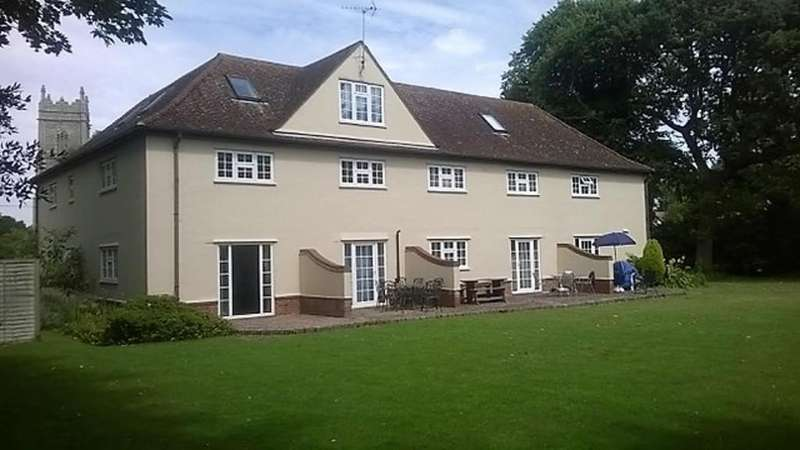 2 Bedrooms Apartment Flat for sale in The Martins, Walberswick