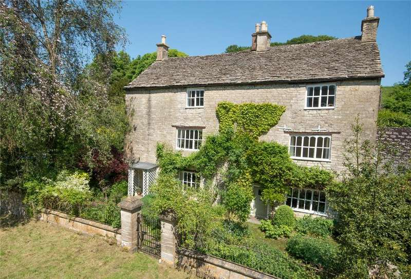 6 Bedrooms Detached House for sale in Pinfarthings, Amberley, Nr Nailsworth, Gloucestershire, GL5