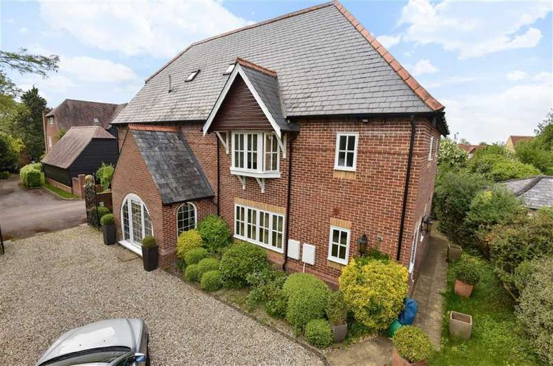 7 Bedrooms Detached House for sale in Wroughton