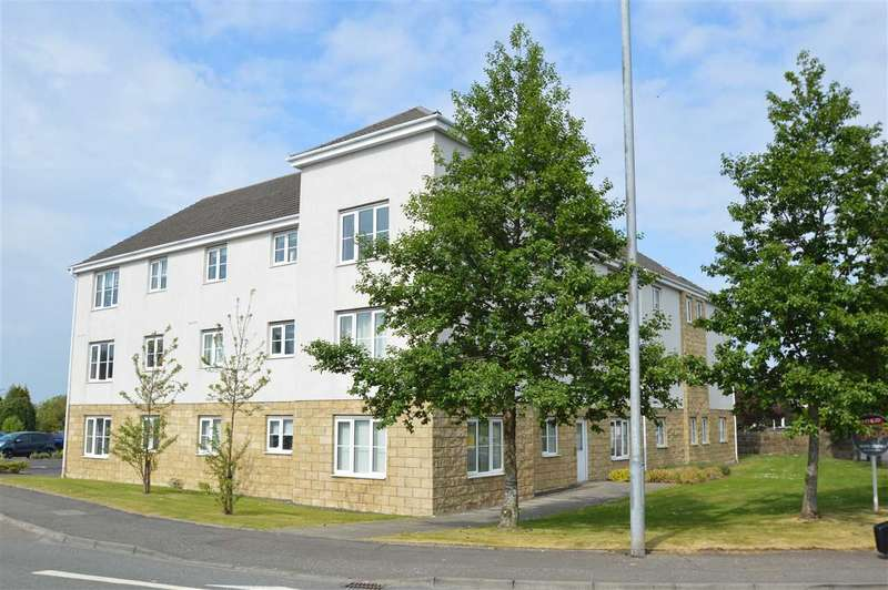 1 Bedroom Apartment Flat for sale in West Wellhall Wynd, Hamilton