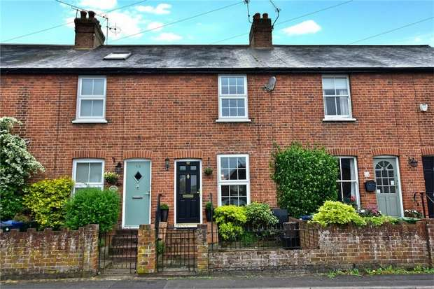 3 Bedrooms Terraced House for sale in Lansdown Road, Chalfont St Peter, GERRARDS CROSS, Buckinghamshire