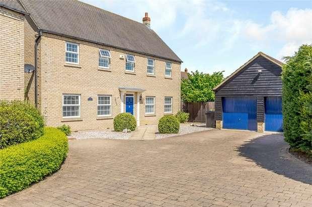 6 Bedrooms Detached House for sale in Longmeadow Drive, Wilstead, Bedford