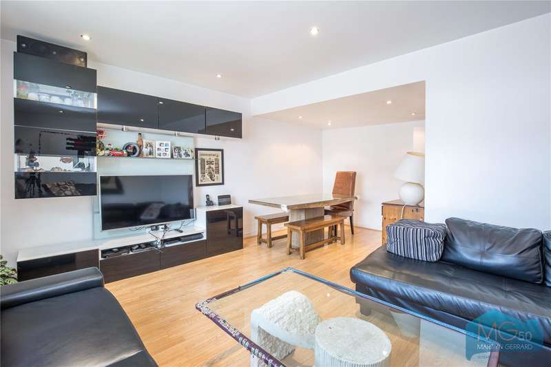 3 Bedrooms Maisonette Flat for sale in Hurstwood Court, Woodhouse Road, North Finchley, London, N12
