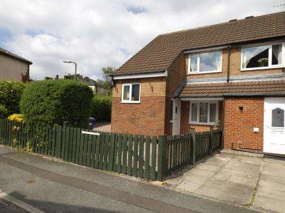 3 Bedrooms End Of Terrace House for sale in Beech Street, Bury, Greater Manchester, BL9