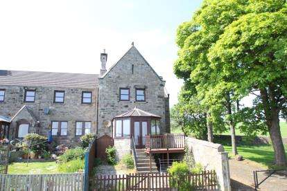 4 Bedrooms End Of Terrace House for sale in Linton Court, Kinghorn